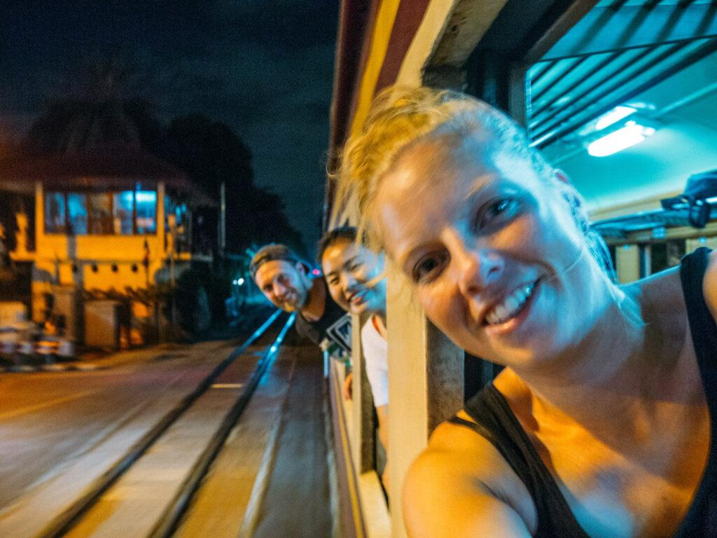 thailand ayutthaya daytrip bangkok train