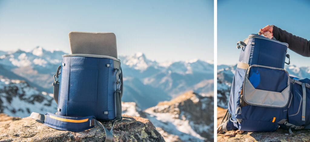 MindShift UltraLight Dual 36L camera-bag day-pack camera-compartment shoulder-bag