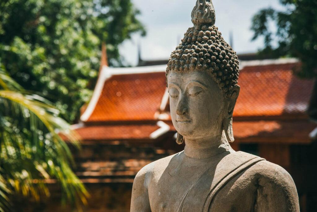 thailand ayutthaya bangkok day-trip temple god