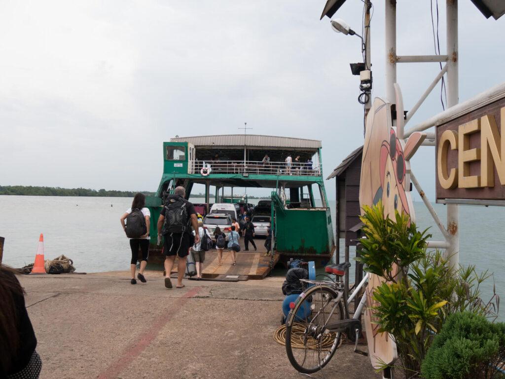 thailand bangkok fähre koh-chang wasser meer anreise-koh-chang