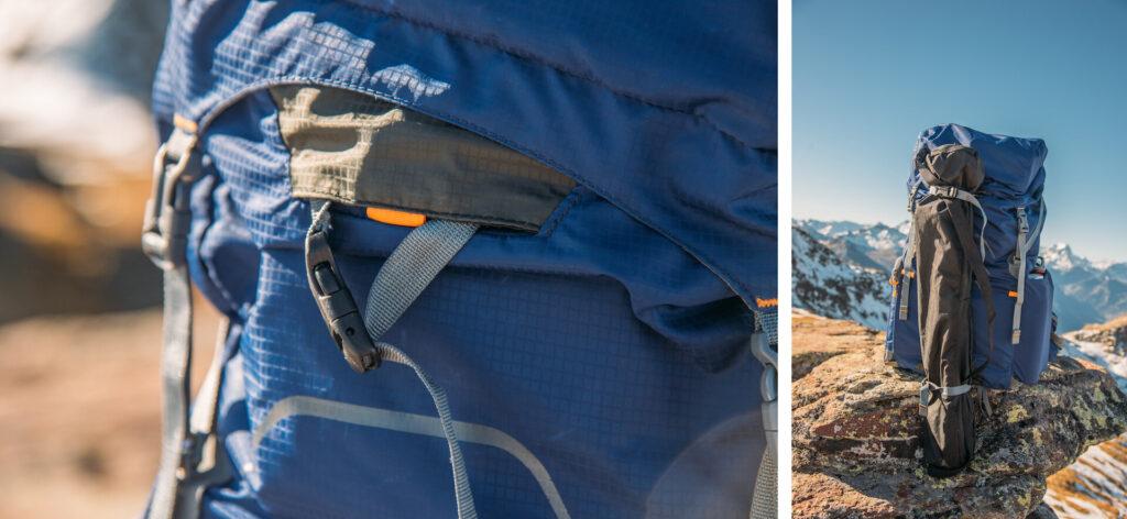 MindShift UltraLight Dual 36L camera-bag day-pack camera-compartment tripod