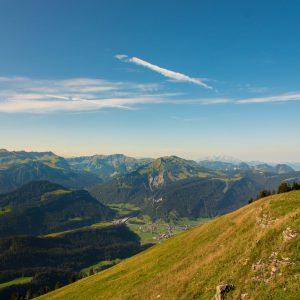 bregenzerwald vorarlberg bezau mountains women vorarlberg blue-sky