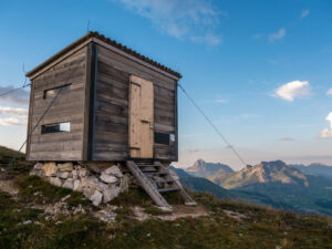 lech zuers vorarlberg mountain cloud hiking bivouac sky