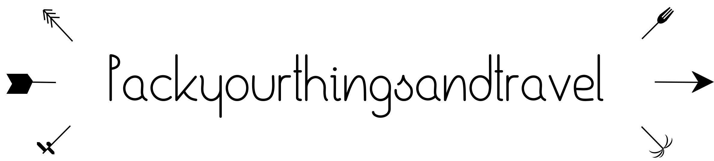 packyourthingsandtravel logo