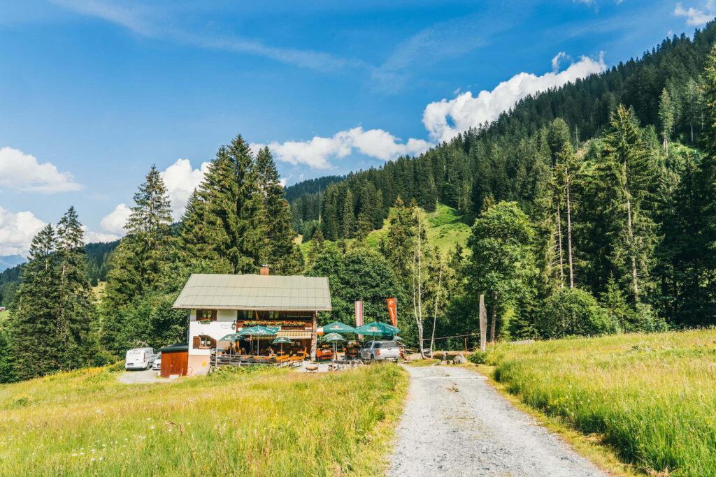 vorarlberg montafon gauertaler-alpkultourweg lindauer-hütte hiking gauertal gauertalhaus