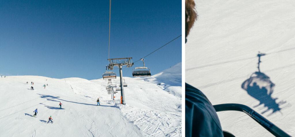 vorarlberg warth-schröcken warth schröcken ski-arlberg skiing snow winter piste