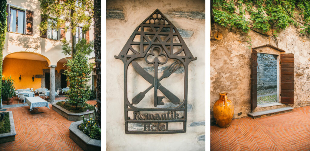 schweiz tessin ascona romantik-hotel hotel restaurant tür