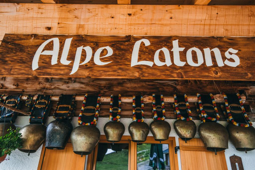 vorarlberg montafon itonskopf mountainbike single-trail berge alpe-latons alpe glocke