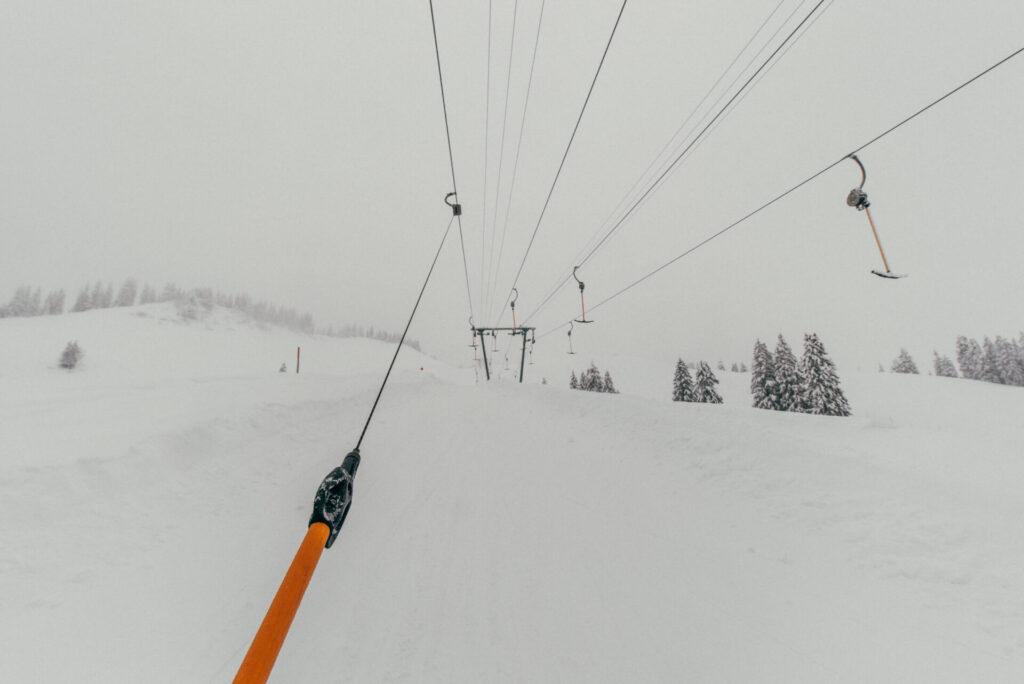 vorarlberg laterns laternsertal ski-fahren lift schnee skigebiet