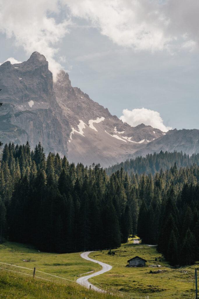 vorarlberg montafon gauertaler-alpkultourweg lindauer-hütte gauertal hiking mountain